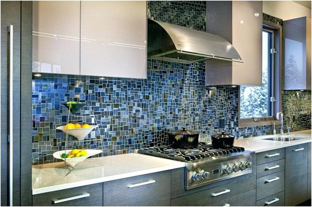Crackle Mosaic Tiles Not Only Give A Fresh Look To Your Home, But Are Also  Reliable Due To Their Properties Of Being Non Corrosive, Acid And Alkali ...