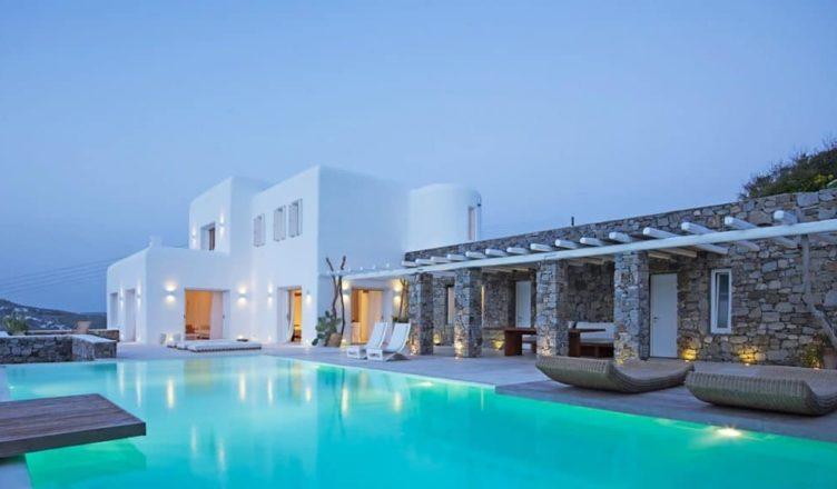 Amazing Luxury Villas in Mykonos Greece - Creative Home Idea