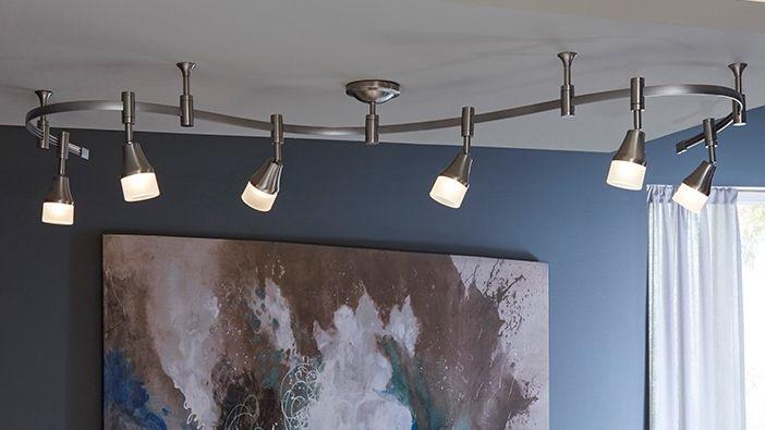 Led Track Lighting In Three Easy Steps